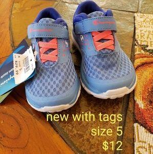 Toddler girls tennis shoes